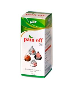 Top selling joint pain oil in India
