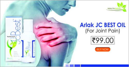 Best Joint Pain relief Oil in India