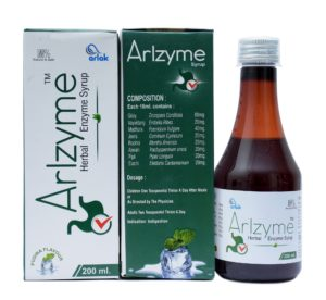 best digestive enzyme syrup in india