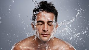 why should men use face wash