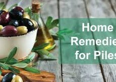 Home Remedies To Treat Piles