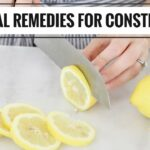 Home Remedies To Cure Constipation