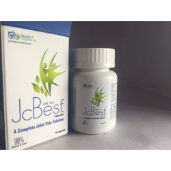 Arlak Ayurveda Jc Best Joint Care Capsules (Pack of 2)