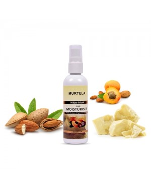 Murtela White Musk Moisturiser Lotion, 100 ml