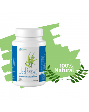 Arlak Ayurveda Jc Best Joint Care Capsules