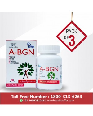 Arlak A BGN Combo Pack of 3