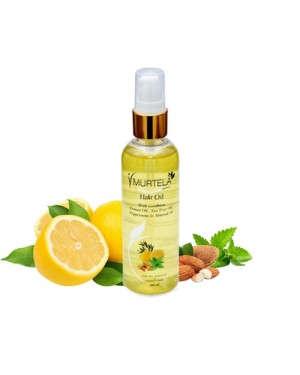 Murtela Hair Oil