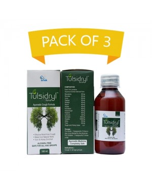 Arlak TULSI DRYL Pack of 3